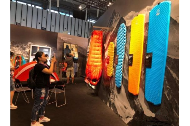 American Outdoor Sports Exhibition recommends high standard fabrics